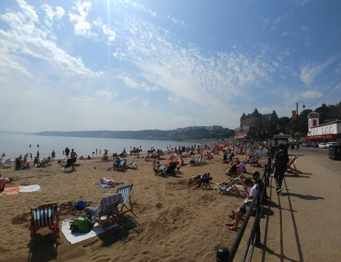 Scarborough Bank Holiday Monday