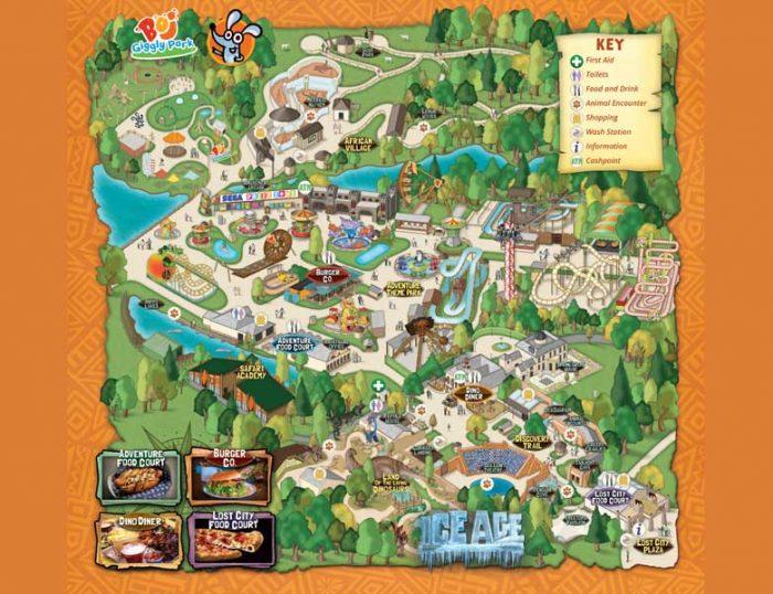 West Midland Safari Park