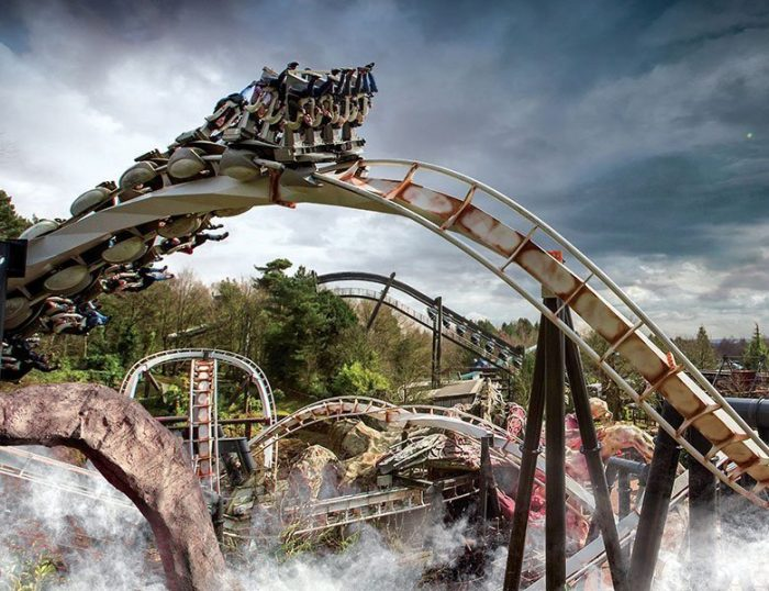 Alton Towers. Stockton Middlesbrough Hartlepool.
