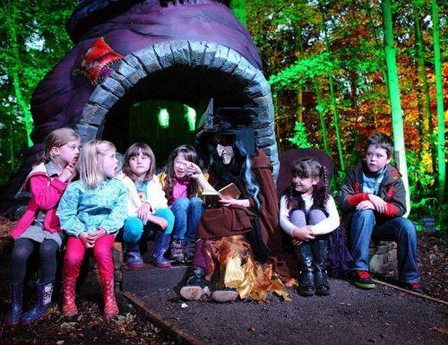 Stockeld Park Halloween Event