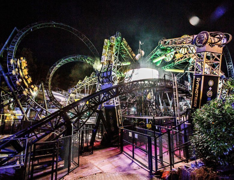 Alton Towers Scarefest Break by coach