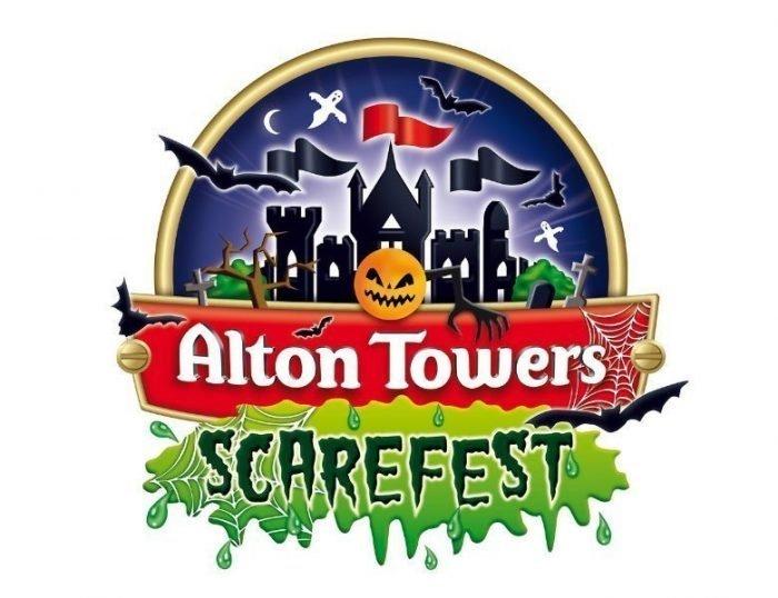 Alton Towers Scarefest Break by coach