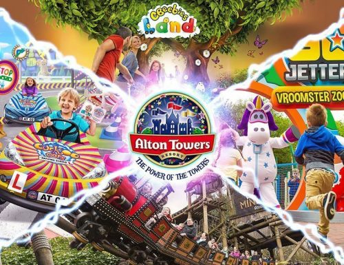 Alton Towers & CBeebies Land by Coach
