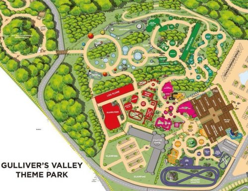 Gullivers Valley New Theme Park by Coach. Departing Stockton, Middlesbrough, Hartlepool and Billingham