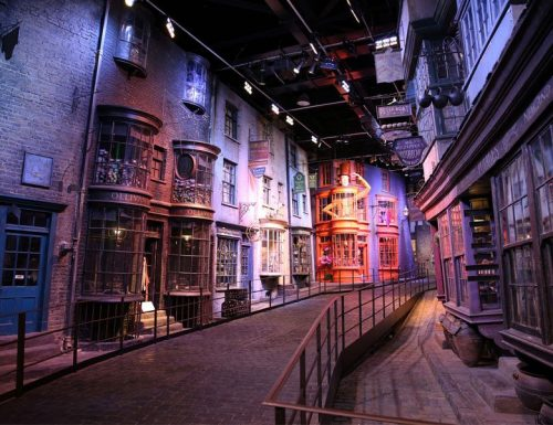 Harry Potter Studios By Coach