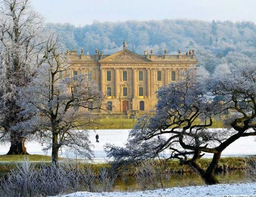 Chatsworth House Christmas Markets