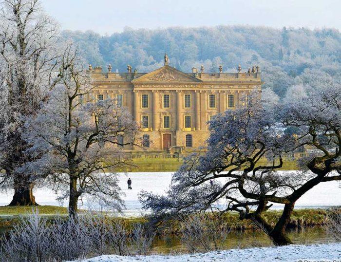 Chatsworth House Christmas Markets