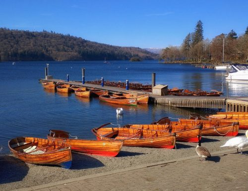 Windermere by coach