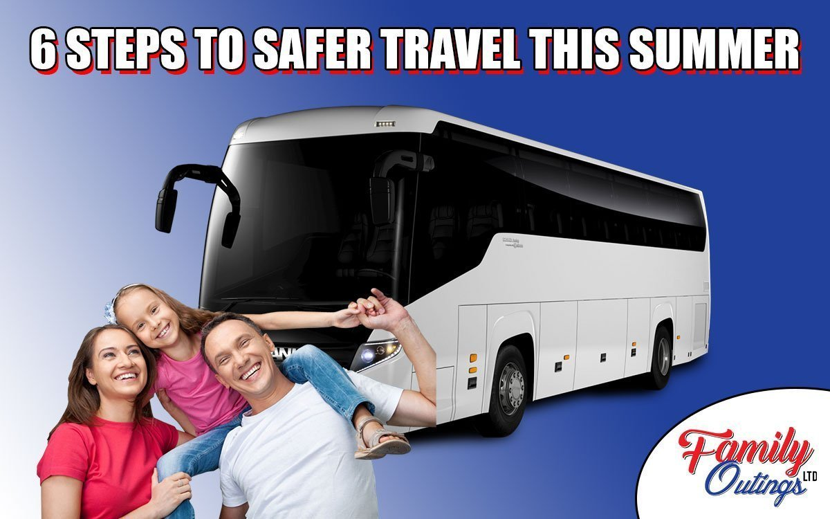 Safer Travel This Summer