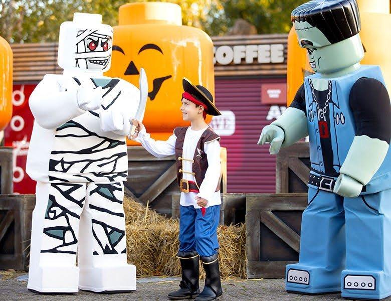 Legoland Halloween