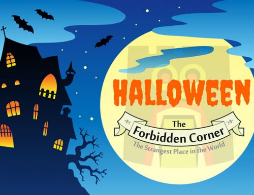 Forbidden Corner Halloween Event