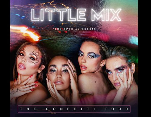 Little Mix Confetti Tour