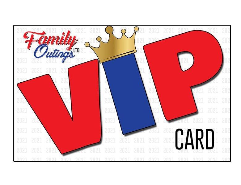 VIP Discount Card