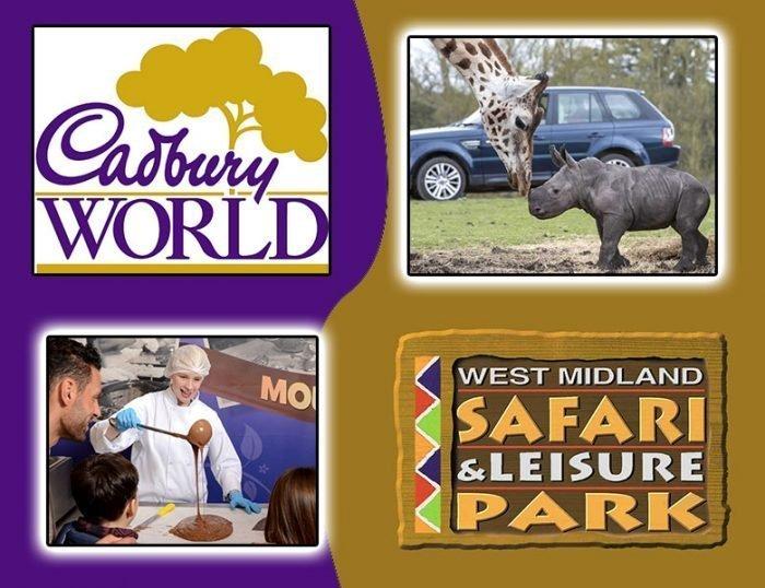 Cadbury World & WMSP