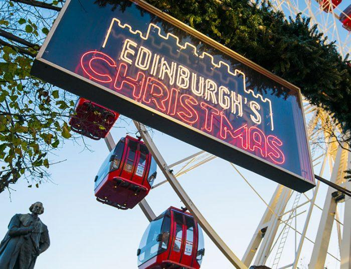 Edinburgh Christmas Weekend