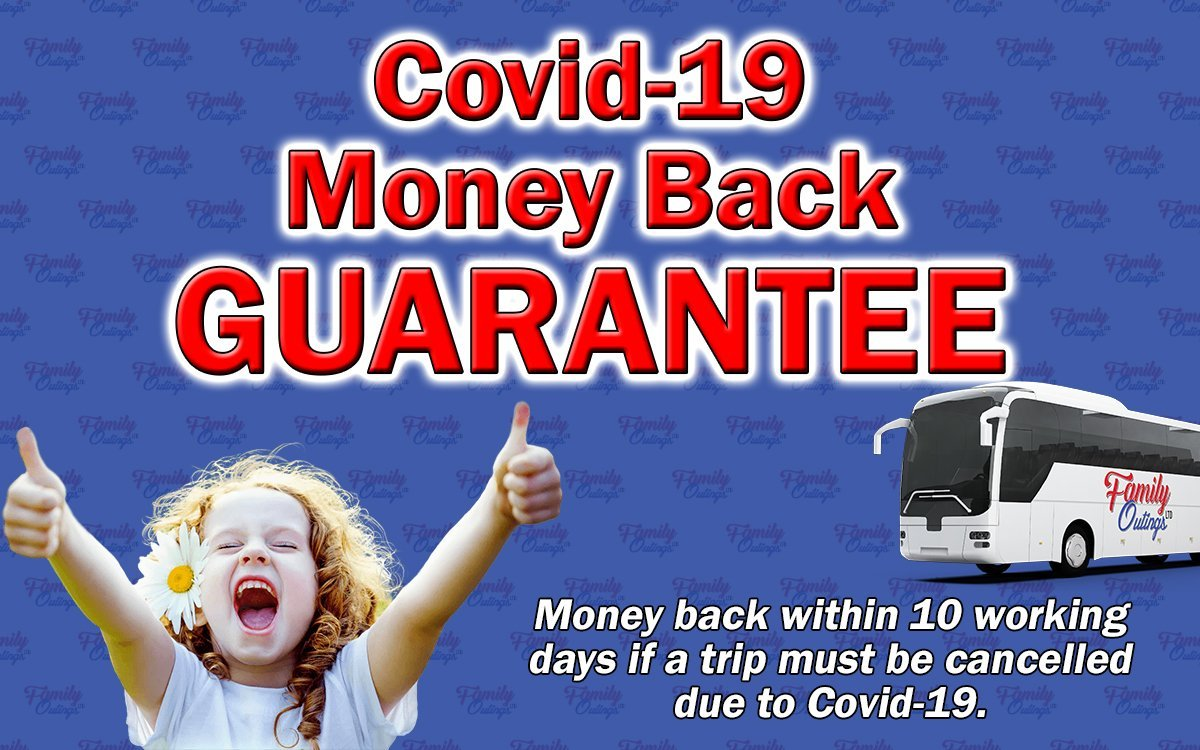 Covid-19 Money Back Guarantee