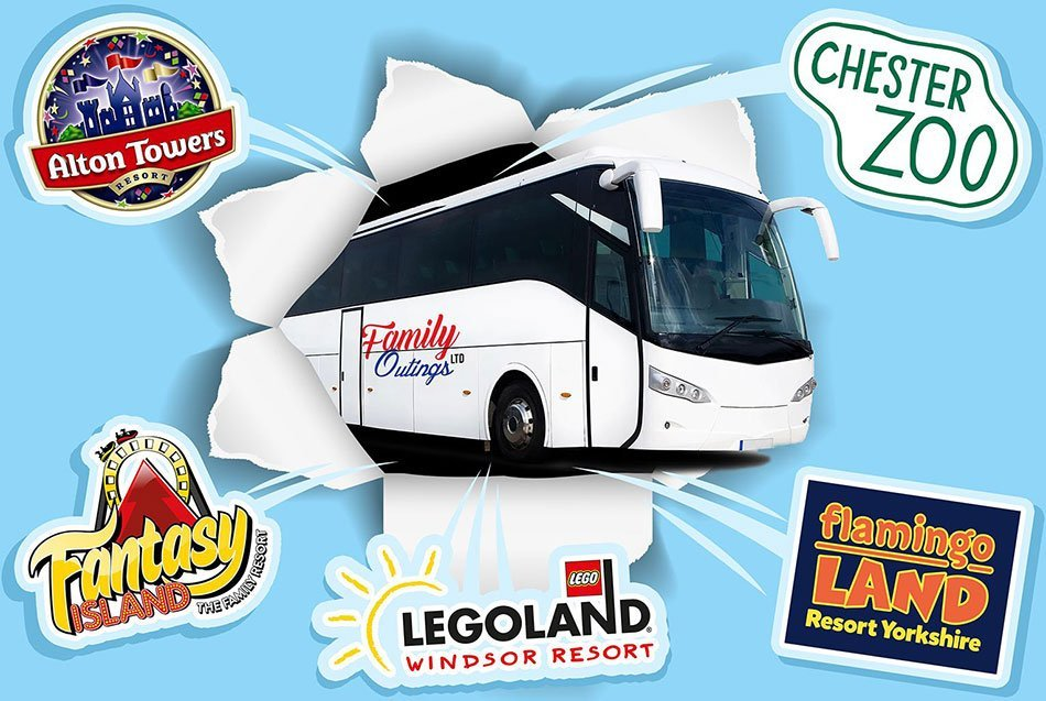 Family Friendly Coach Trips From Teesside